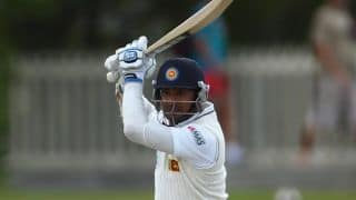 Kumar Sangakkara versus India
