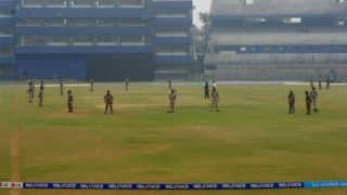 Security tightened for India-England clash in Cuttack
