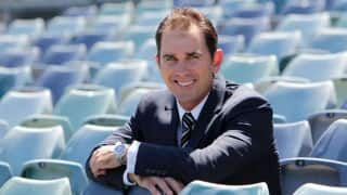 Sheffield Shield final: Justin Langer laments 'painful' day for New South Wales against Western Australia