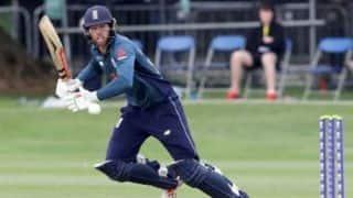 टॉम कर्रन के ऑलराउंड प्रदर्शन और फोक्स के डेब्यू अर्धशतक से जीता इंग्लैंड