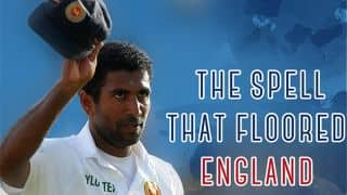 Dhammika Prasad's coming of age