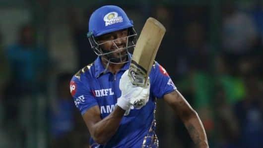 क्रिकेट न्यूज लाइव -पांड्या 'पावर' से मुंबई को सुपर ओवर में मिली जीत, प्लेऑफ में पहुंची टीम