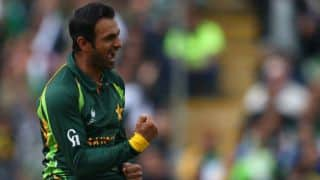 Shoaib Malik's bowling action under scrutiny