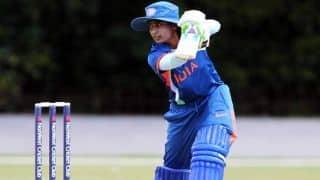 Mithali Raj plays cricket in saree