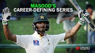 Shan Masood's career-defining series could come during Pakistan vs England 2015 at UAE