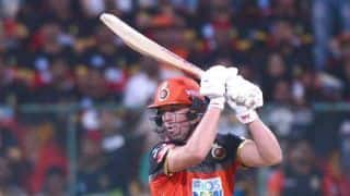 "IPL 2018: ""Amazing feeling when crowd chants my name,"" says AB de Villiers"