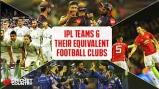 If IPL teams were football clubs