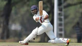 Duleep Trophy 2017: Priyank Panchal stars again; India Red extend lead to 315 before Tea, Match 1 Day 3