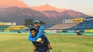 India vs Sri Lanka: Rain may play spoilsport in Dharamsala ODI