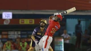 KXIP vs KKR LIVE: 2nd Strategic time-out update – Nicolas Pooran blitz takes Kings XI Punjab to 115/4 in 14 overs vs Kolkata Knight Riders