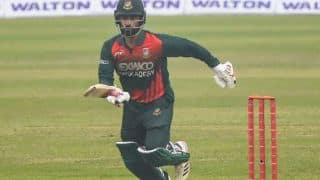 nz vs ban tamim iqbal will miss t20i series due to his personal reasons