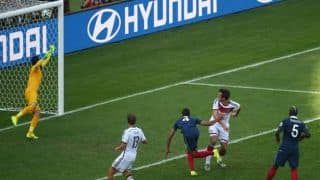 Germany beat France 1-0 to reach 2014 World Cup semis