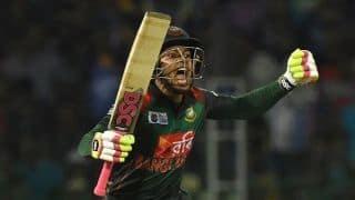 Mushfiqur Rahim included in Bangladesh squad for Zimbabwe series