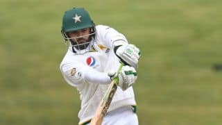 Pakistan crawl their way to 76-0 at lunch against New Zealand in 2nd Test Day 5
