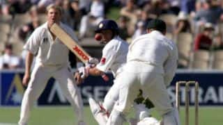 The day Sachin Tendulkar reduced Shane Warne to a punching bag: India vs Australia, 1998
