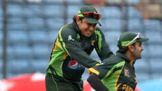 Saeed Ajmal's ban is a tough thing for world cricket: Mohammad Hafeez