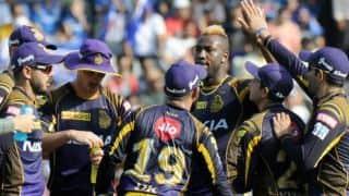 कोलकाता ने राजस्थान को 25 रन से हरा आईपीएल से किया बाहर