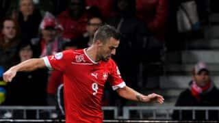 Switzerland beat Ecuador 2-1