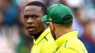 ICC CRICKET WORLD CUP 2019: Performed better in IPL than World Cup says Kagiso Rabada