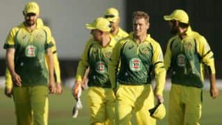 Australia vs South Africa 5th ODI at Harare — Highlights