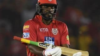IPL 2018 : Chris Gayle wins heart after showing sportsman spirit