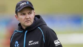 NZ head coach Mike Hesson worried over Bulawayo wicket