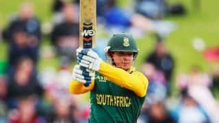New Zealand vs South Africa, 3rd ODI at Hamilton: Proteas win series 2-0 after rain spoils proceedings