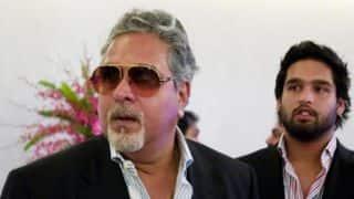 Vijay Mallya lodges complaint to IPL GC alleging foul play in Yuvraj Singh bid