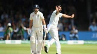 India vs England, Southampton Test - Our attack's prime target would be injured Jonny Bairstow: Mohammed Shami