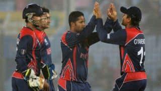 Nepal win thriller against Netherlands