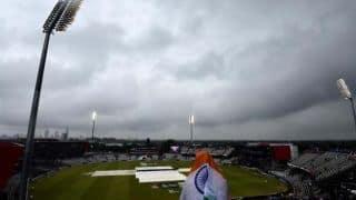 बारिश के चलते पूरा नहीं हो सका मैच, जाने रिजर्व-डे पर कैसा रहेगा समीकरण