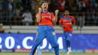 IPL 2017: Andrew Tye joins Samuel Badree in claiming IPL hat-tricks