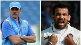 Ravi Shastri has heated argument with Sourav Ganguly over bowling coach selection: reports