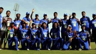 Afghanistan beat Sri Lanka by 5 wickets to finish 7th in ICC Under-19 World Cup 2014
