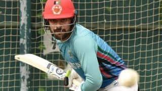Rashid Khan unsure of playing tri-series final