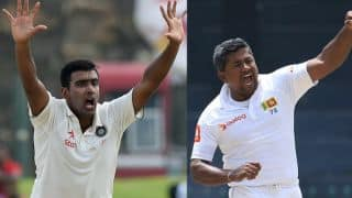 Ravichandran Ashwin: Rangana Herath is one of my role-models