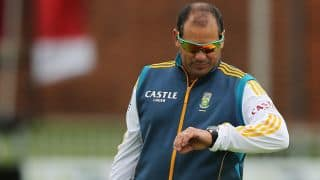 Time to move on from South Africa, says current coach Russell Domingo