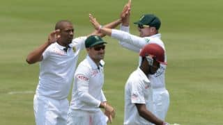 Live Streaming: South Africa vs West Indies,1st Test, Day 4, at Centurion