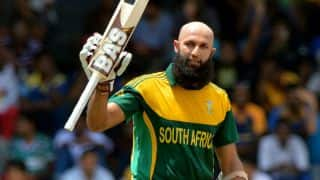 Hashim Amla's century propels South Africa to a formidable 304/5 against Sri Lanka in 1st ODI