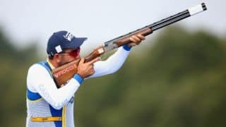 Asian Games 2014: Ahmad Mairaj Khan 5th in skeet shooting qualification 1