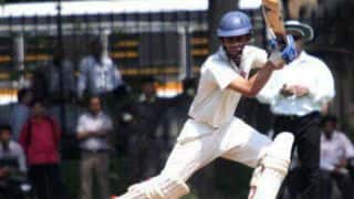 Duleep Trophy : Siddhesh Lad, Sanjay Ramaswamy half-centuries guide India Red to 256/4 against India Blue
