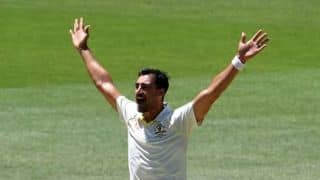 "Disappointed that Perth wicket was rated ""average"" by ICC: Mitchell Starc"