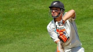 Injured BJ Watling may miss the first Test against the West Indies.