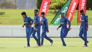 Afghanistan vs New Zealand, ICC U-19 World Cup 2018 quarter-final 3: Watch Live Streaming of AFG vs NZ Cricket Match on Hotstar