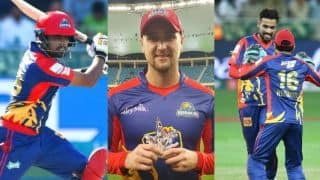 Pakistan Super League: Livingstone, Azam, Amir star as Karachi Kings beat Multan Sultans