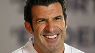 Luis Figo welcomes FIFA's new leadership stage