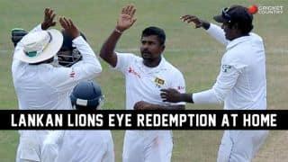 Sri Lanka vs Pakistan 2014: Hosts well-equipped to take on Pakistan's challenge