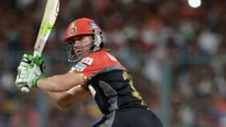 IPL 2017: AB de Villiers to captain RCB in absence of Kohli