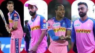 करोड़ों के खिलाड़ी और बदली हुई जर्सी भी नहीं बदल पाए राजस्थान के भाग्य