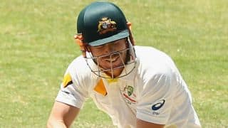 India vs Australia, 1st Test at Adelaide Oval, Day 4: David Warner, Shane Watson put on 50-run stand